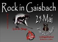 Rock in Gaisbach