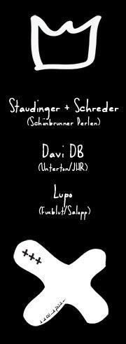 Salopp! supported by Unterton mit Staudinger & Schreder (SP)