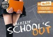 Halbzeit - School Out Party!