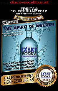 The Spirit of Sweden