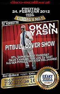 Pitbull Cover Show