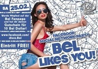 Bel likes you