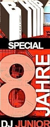 B Hip Special - 8 Jahre mit Dj Junior