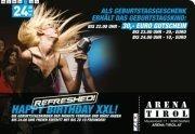 Happy Birthday XXL - Refreshed