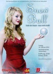 Snowball - Maturaball des Europagymnasium Auhof