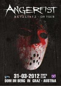Angerfist presents: Retaliate World Tour!@Dom im Berg
