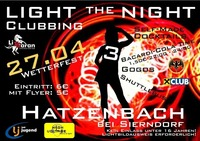 Light the Night Clubbing 3@Hatzenbach bei Stockerau