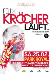 Freak&Chic with Felix Kröcher@Park Royal