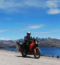 Diavortrag Weltreise - Mit dem Motorrad rund um die Welt