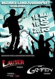 Bezirks-Landjugend-Fest 2012