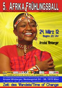 5. Afrika Frühlingsball