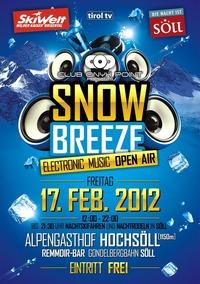 Snowbreeze Open Air @Gasthof Hochsöll