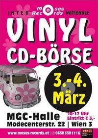 Moses-Records Vinyl und CD-Börse
