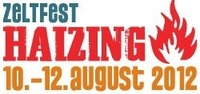 Zeltfest Haizing 2012@Festwiese