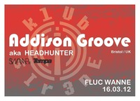 Klub Sir3ne pres.: Addison Groove (UK)