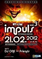 IMPULS 3  Rittersaal Edition