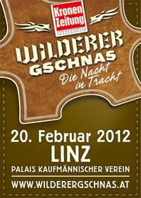 Krone Wilderer Gschnas - Casting Bauernkalender 2013