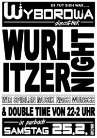 Wurlitzer Night@Wyborowa