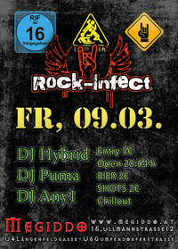 Rock-infect