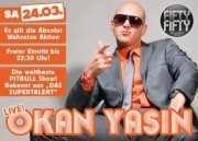 Okan Yasin Live!