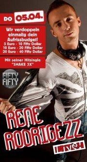 Rene Rodrigezz Live!