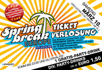 Spring-Break-Europe Ticket Verlosung@Brooklyn