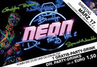 Neon - Die Party Vol. 2 - DJ Raverdiago@Brooklyn