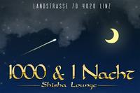 Friday is shisha day@1001 & 1 Nacht – Shisha Lounge