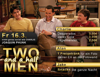 Two and a Half man Party