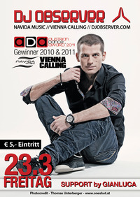 DJ Observer live @ No1 Club Amstetten