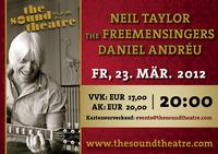 Neil Taylor & The FreeMenSingers & Daniel Andréu