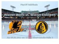 Eishockey PlayOff Habfinale - Spiel 2