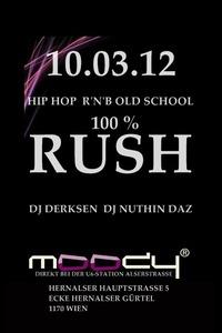 100% Rush@Moody - Club & Lounge