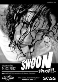 Swoon is back!!! mit Aaron Ross & Joyce Muniz Release: Messin with my mind @SASS