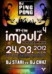 IMPULS 4 - DJ PING PONG presented by WY-LINE