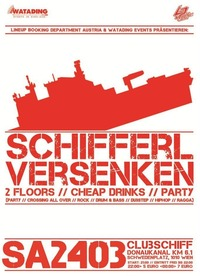 Schifferlversenken #2 (2 Floors/CrossingAllOver/NicePrice/BluppBlupp)