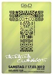 Tatratea - Clubnight!@G&D music club