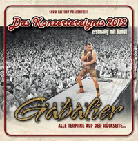 Andreas Gabalier & Band@Stadthalle Villach