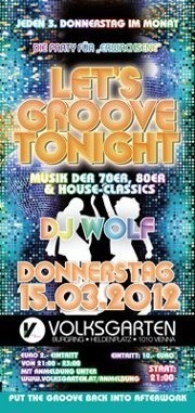 Let´s Groove Tonight
