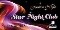 Star Night Club - Fashion Night