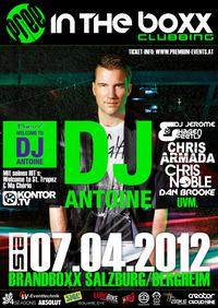 In the Boxx Clubbing - DJ Antoine live@Brandboxx Bergheim