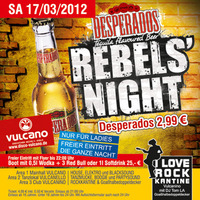 Desperados Rebels Night