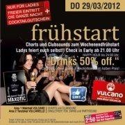 Frühstart mit DJ Maxotic@Disco-Vulcano