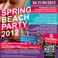 Spring beach Party 2012