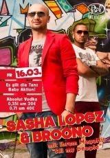 Sasha Lopez & Broono Live!@Disco Bel