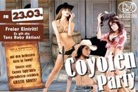 Coyoten Party@Disco Bel