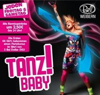 Tanz Baby@Disco Bel