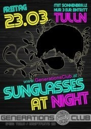 Sunglasses@GenerationsClub Tulln