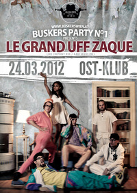 Buskers Party N°1@OST Klub