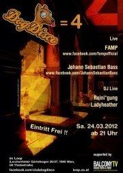 DogDisco=4 feat. Famp & Johann Sebastian Bass